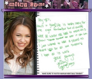 Miley Cyrus Official Site on Miley Cyrus Na Blog Cz